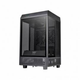 TORRE M-ITX THERMALTAKE TOWER 100 NEGRA 2XVEN120X120/3XCRIS