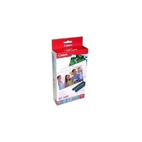 PAPEL FOTO CANON SELPHY KP-36IP 10X15