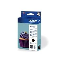 CARTUCHO TINTA BROTHER LC123BK NEGRO 600