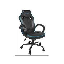 SILLA GAMING FURY AVENGER M NEGRA Y GRIS