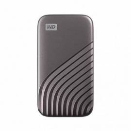 HD EXT SSD 2TB WD MY PASSPORT GRIS LECT: 1050 MB/S - ESCR:
