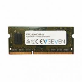 MODULO MEMORIA RAM S/O DDR3 4GB PC1600 V7