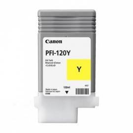CARTUCHO CANON PFI-120 Y AMARILLO TM-200TM