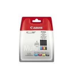 CARTUCHO TINTA CANON CLI-551 3COLORES MULTIPACK