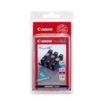 CARTUCHO TINTA CANON CLI-571 MULTIPACK + PAPEL