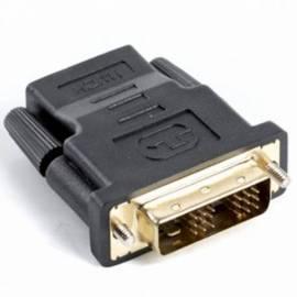 ADAPTADOR HDMI HEMBRA A DVI-D MACHO 18+1 SINGLE LINK