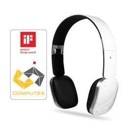 AURICULARES INALAMBRICOS BLUETOOTH PHOENIX BLUESOUND BLANCO