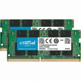 MODULO MEMORIA RAM S/O DDR4 16GB (2X8GB) PC2666 CRUCIAL