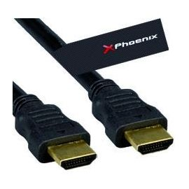 CABLE HDMI VERSION 1.4 PHOENIX PHCABLEHDMI3M