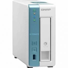 NAS SERVIDOR QNAP TS 131K + 2GB BAHIAS 1