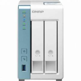 NAS SERVIDOR QNAP TS 231P3 + 4GB BAHIAS 2