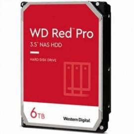 """HDD INTERNO 3.5"""" WESTERN DIGITAL RED NAS DE 6TB"""