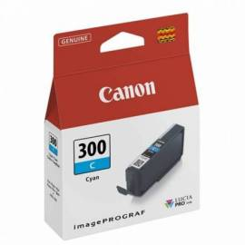 CARTUCHO TINTA CANON PFI-300C CIAN