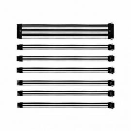 KIT EXTENSION CABLES COOLERMASTER BLANCO/NEGRO