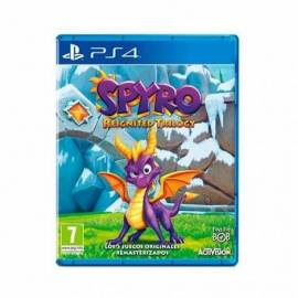 JUEGO SONY PS4 SPYRO REIGNITED TRILOGY