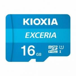 TARJETA DE MEMORIA MICRO SD KIOXIA 16GB + ADAPT