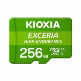 TARJETA DE MEMORIA MICRO SD KIOXIA 256GB + ADAPT