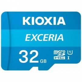 TARJETA DE MEMORIA MICRO SD KIOXIA 32GB + ADAPT