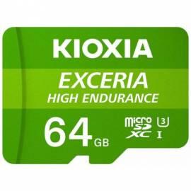 TARJETA DE MEMORIA MICRO SD KIOXIA 64GB + ADAPT