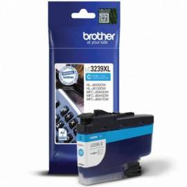 CARTUCHO TINTA BROTHER LC3239XLC CIAN 5000