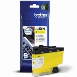 CARTUCHO TINTA BROTHER LC3239XLY AMARILLO 5000