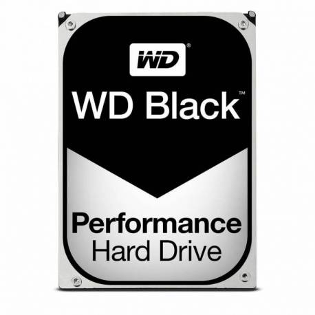 """HDD INTERNO 3.5"""" WESTERN DIGITAL BLACK DE 2TB"""