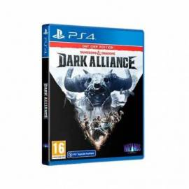 JUEGO SONY PS4 DUNGEON AND DRAGONS
