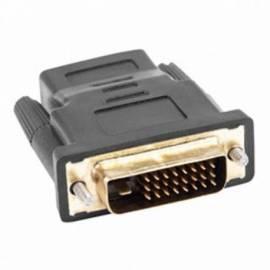 ADAPTADOR LANBERG HDMI HEMBRA A DVI-D MACHO