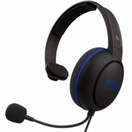 AURICULARES CON MICRO GAMING HYPERX CHAT PS4