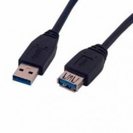 CABLE EQUIP ALARGO USB 3.0 MACHO HEMBRA 3M
