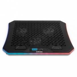 BASE REFRIGERACION KROM KOOLER RGB LAPTOP USB