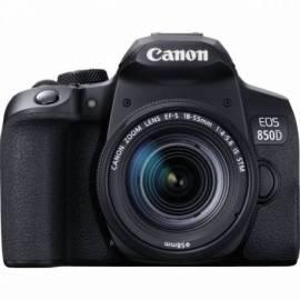CAMARA DIGITAL CANON EOS 850D+EF - S 18 - 55MM