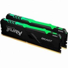 MODULO MEMORIA RAM DDR4 16GB (2X8GB) PC25600 KINGSTON