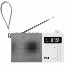 PANTALLA LED RELOJ ALARMA FM 50
