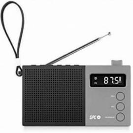 RADIO DESPERTADOR RELOJ ALARMA FM 50