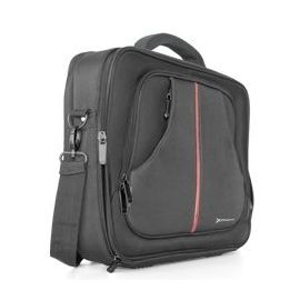 MALETIN PORTATIL NYLON PHOENIX PRAGUE NEGRO 17""