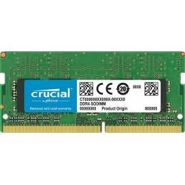 MODULO MEMORIA RAM S/O DDR4 16GB 3200 CRUCIAL
