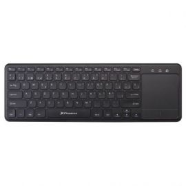 TECLADO MULTIMEDIA QWERTY ESPAÑOL WIRELESS INALAMBRICO