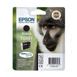 CARTUCHO TINTA EPSON T0891 NEGRO 3.5ML