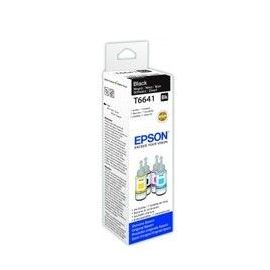 CARTUCHO ECOTANK EPSON T664140 NEGRO 70ML