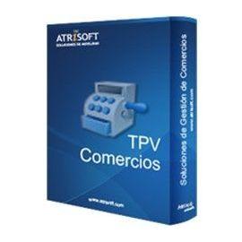 TPV SOFTWARE COMERCIOS ATRISOFT LICENCIA ELECTRONICA