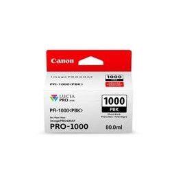 CARTUCHO TINTA CANON PFI-1000 PBK FOTO