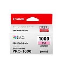 CARTUCHO TINTA CANON PFI-1000PM FOTO MAGENTA