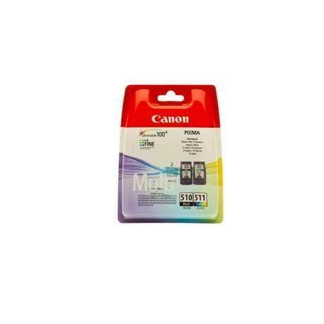 CARTUCHO TINTA CANON PG510 + CL511