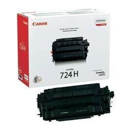 TONER CANON 724H NEGRO 12000 PAGINAS