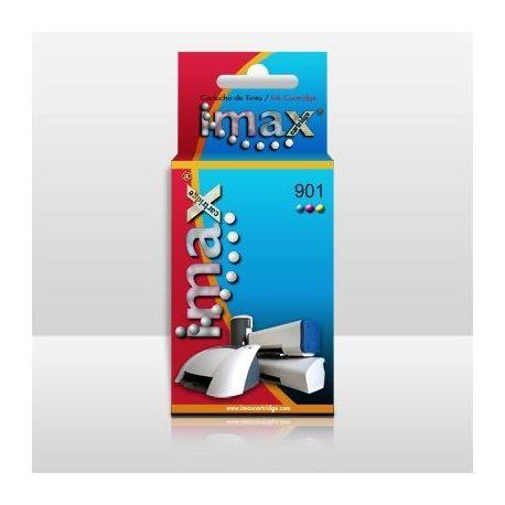 CARTUCHO TINTA IMAX CC656A Nº901 C