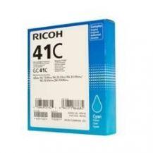 CARTUCHO GEL RICOH GC-41C CIAN (2500PAG)