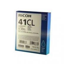 CARTUCHO GEL RICOH GC-41CI CIAN (600