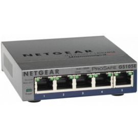SWITCH 8 PUERTOS 10 100 1000 MB NETGEAR GS105E