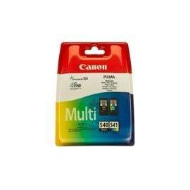 CARTUCHHO TINTA CANON PG-540XL + CL541XL + PAPEL